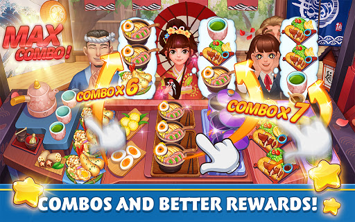 Cooking Voyage - Crazy Chef's Restaurant Dash Game 1.5.5+7919c1f screenshots 7