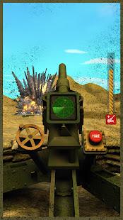 Mortar Clash 3D: Battle, Army, War Games 2.1.2 screenshots 1