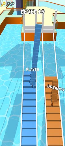 Bridge Race: Build Competition - Fun Running Games apktreat screenshots 2