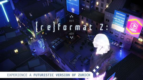 (re)format Z: Hack for Android and iOS 1