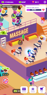 Idle Beauty Salon: Hair and nails parlor Mod Apk (Unlimited Money) 6