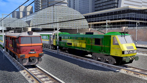 Train Simulator 2020: Modern Train Racing Games 3D 30.9 Screenshots 3