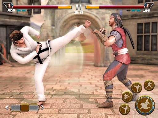 Karate Fighting 2020: Real Kung Fu Master Training apkmr screenshots 11