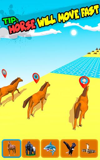 Code Triche Jeux Epic Animal Dash Run: Hop And Smash (Astuce) APK MOD screenshots 2