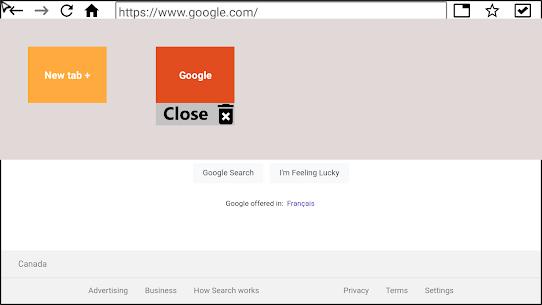 Internet Browser (TV) Apk Download 1