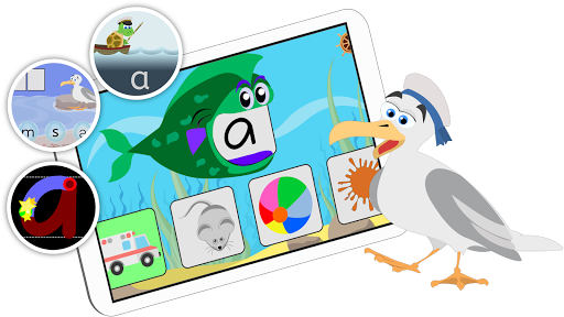 Phonics - Sounds to Words for beginning readers 3.01 screenshots 1