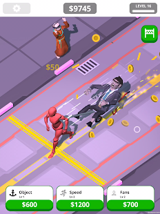 Idle Tap Strongman Screenshot