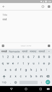 Google Indic Keyboard 4