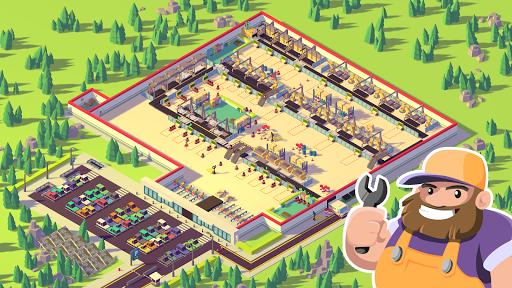 Car Industry Tycoon - Idle Car Factory Simulator 1.6.5 Screenshots 1