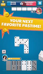 Dominoes Battle: Classic Dominos Online Free Game 1.0.1 Screenshots 17
