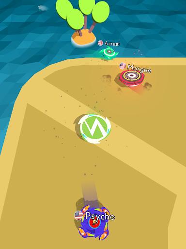 Top.io - Spinner Coliseum | Spiral War 2.0.20 screenshots 19