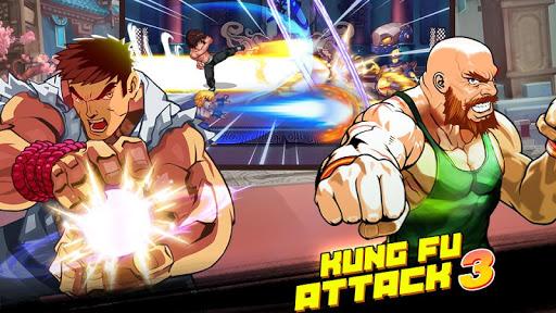 Karate King vs Kung Fu Master - Kung Fu Attack 3 1.4.2.1 screenshots 3