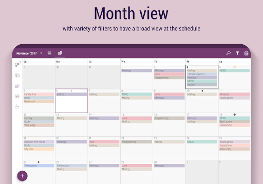 Time Planner - Schedule, To-Do List, Time Tracker 3.8.0_2 (Massive Star) Screenshots 14