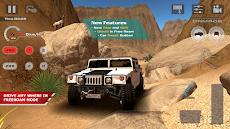 オフロードドライブ砂漠のおすすめ画像1
