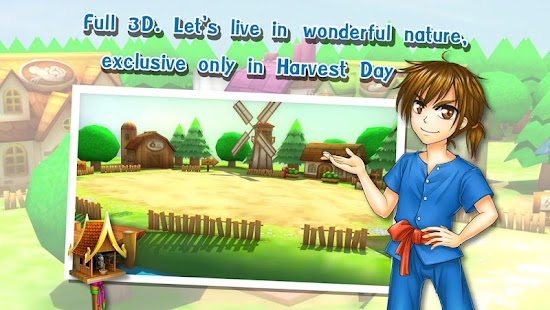 Country Life: Harvest Day Screenshot