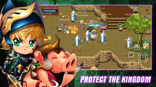 Knight Age - A Magical Kingdom in Chaos 2.2.5 screenshots 7