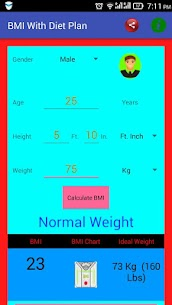 BMI with Diet Plan For Pc, Laptop In 2020   How To Download (Windows & Mac) 1