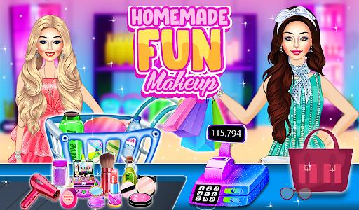 Homemade Makeup kit: Girl games 2020 new games 1.0.4 screenshots 1