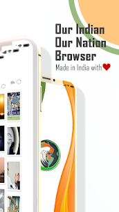INDIAN BROWSER for PC 4