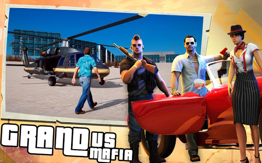 Grand Car Gangster: Real Crime and Mafia Simulator apkpoly screenshots 6