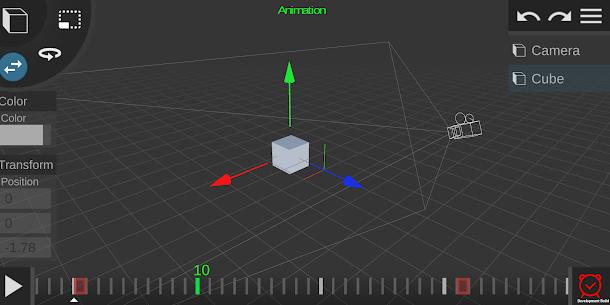 Prisma3D – 3D Modeling, Animation, Rendering 2