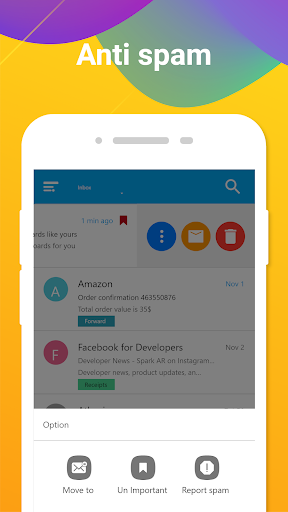 Email - Fast & Smart email for any Mail 2.21.38_0128 Screenshots 4
