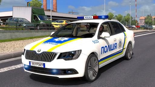 New Police Car Driving 2020 : Car Parking Games 3D  screenshots 5