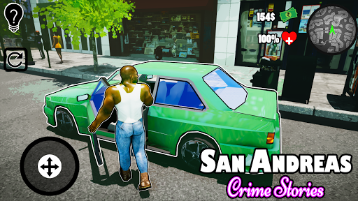 San Andreas Crime Stories 1.0 Screenshots 12