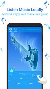Volume Booster-Extra Bass music amplifier