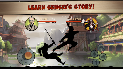 Shadow Fight 2 Special Edition apktram screenshots 2