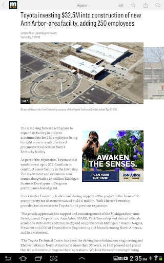 MLive.com 3.10.1 Screenshots 5