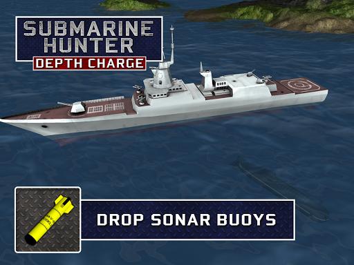 Submarine Hunter Depth Charge screenshots 10