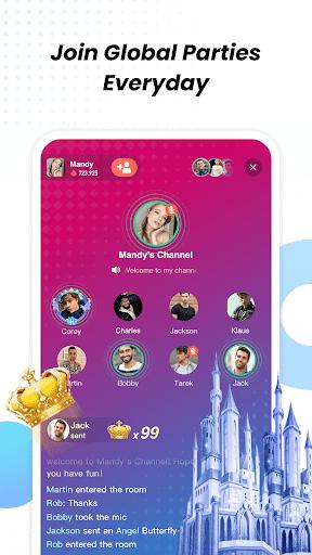 Lamour Dating, Match & Live Chat, Online Chat apktram screenshots 7