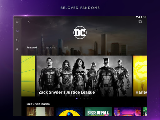 HBO Max: Stream and Watch TV, Movies, and More screenshots 14