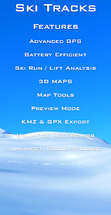 Ski Tracks v1.3.15 build 554 [Paid] 5