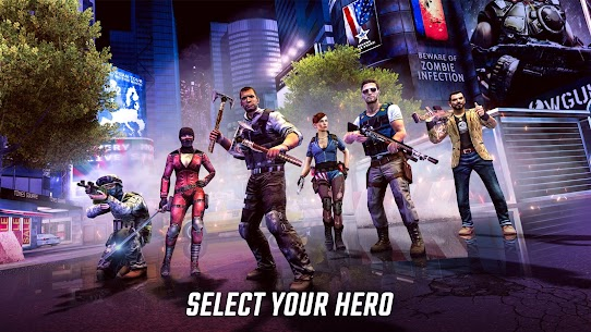 UNKILLED – Zombie Games FPS 2.0.11 Apk + Data 4