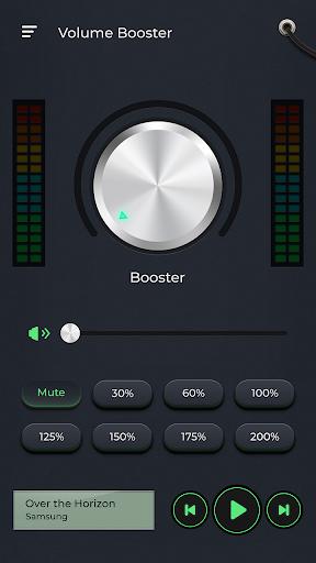 Extra Volume Booster - loud sound speaker 4.0.8 Screenshots 8