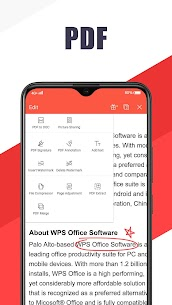 WPS Office – Free Office Suite for Word,PDF,Excel 4