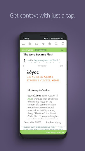 Bible App by Olive Tree 7.9.1.0.338 Screenshots 8