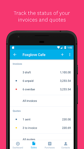 Xero Accounting android2mod screenshots 4