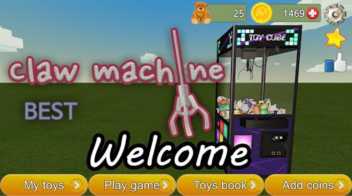 Prize claw machine - catch toys 1.4 screenshots 1