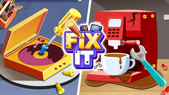 Fix It Mod Apk (Free Shopping + No Ads) 6