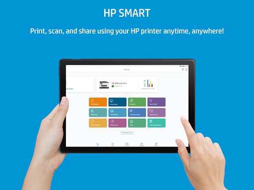 HP Smart App for Android