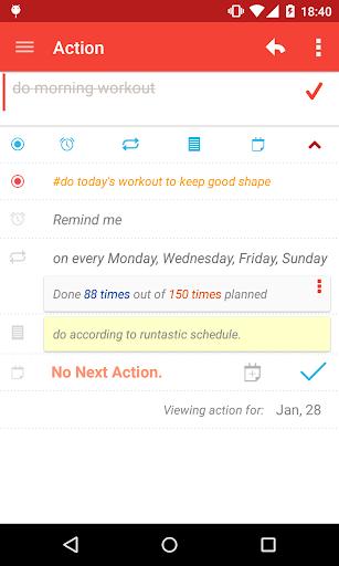 MyEffectiveness Habits - Goals, ToDos, Reminders 0.26.3 screenshots 6
