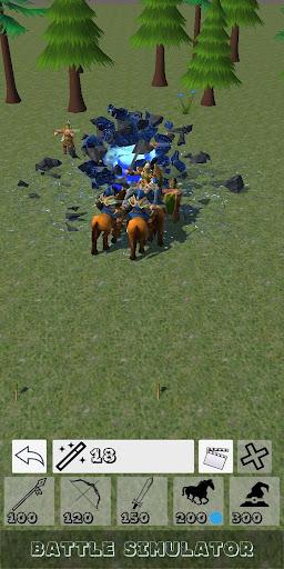 Battle Simulator 4.5 screenshots 4