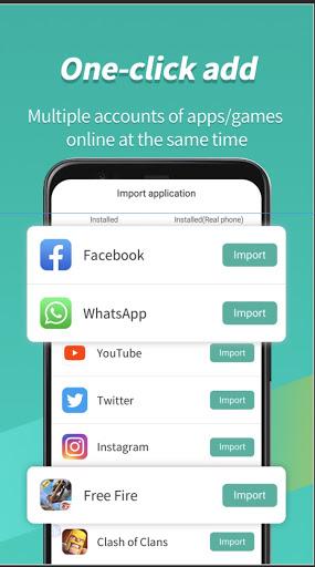 Virtual Android - Game Emulator & Dual Space  screenshots 2