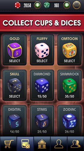 Farkle online - 10000 Dice Game  screenshots 18