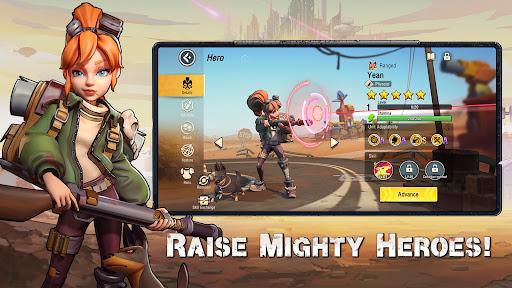 War of Fury apkdebit screenshots 1