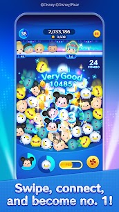 Tsum Tsum Stadium (MOD, Unlimited Money) 2