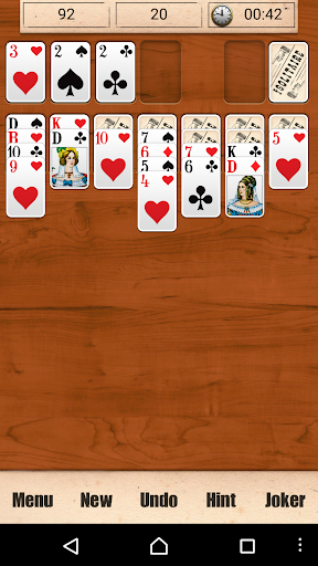 Solitaire free Card Game screenshots 2